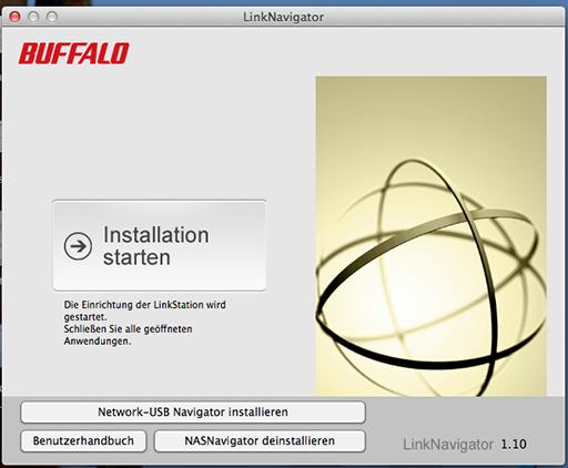 Start installation-1