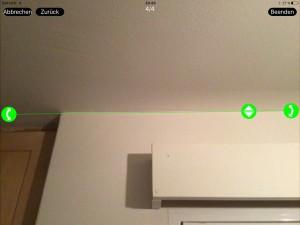 Aufnahme-iPad-MagicPlan
