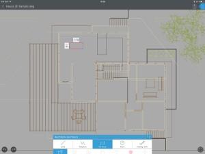 Grundriss-iPad-Autocad